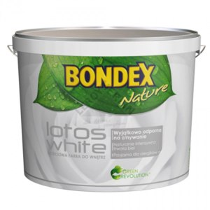 BONDEX WHITE LOTOS фото