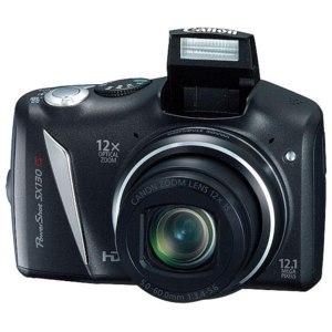 Canon PowerShot SX130 IS фото