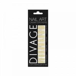 Стикеры для ногтей DIVAGE Nail Art Caviar Stickers фото