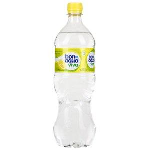 Вода Bon aqua viva Со вкусом лимона фото