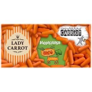 Морковка Полтава-Сад Моркишка фото