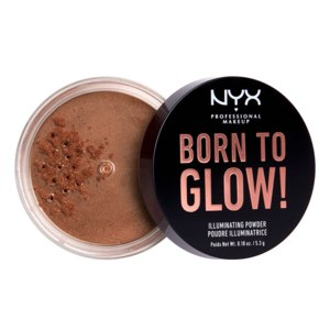 Невесомая пудра-хайлайтер для лица и тела NYX Professional Makeup BORN TO GLOW ILLUMINATING POWDER фото