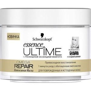 """Маска для волос Schwarzkopf Essence Ultime Интенсивная """"Omega Repair"""", для поврежденных и истощенных  фото"""