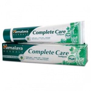 Зубная паста Himalaya Herbals Сomplete care фото