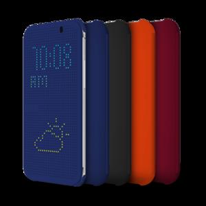 Чехол для мобильного телефона HTC one m8 Dot view case фото