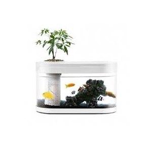Акваферма Xiaomi Geometry Fish Tank Aquaponics Ecosystem C180  фото