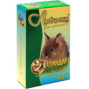 "Корм для кроликов ""Любимчик""  фото"