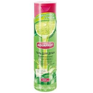 Гель для душа Aquafruit Фруктовый микс  фото