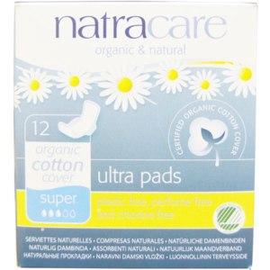 Прокладки Natracare ultra pads super  фото
