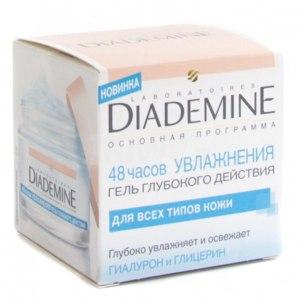 Гель глубокого действия Diademine 48 часов увлажнения фото