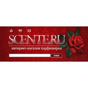 Сайт Интернет-магазин парфюмерии Scente.ru - www.scente.ru фото