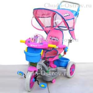 Детский велосипед Family Лунтик фото