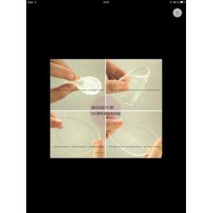 Силиконовые вкладыши (стельки) для обуви EBay Silicone pads фото