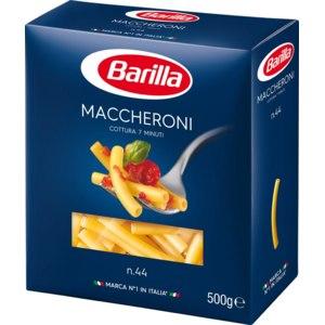 Макаронные изделия BARILLA Maccheroni n.44 фото