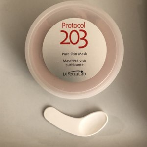 Маска для лица очищающая Directalab Protocol 203 Pure Skin Mask фото