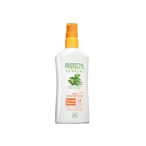 Крем для загара Ив Роше / Yves Rocher Protectyl Vegetal SPF 15 Spray  фото