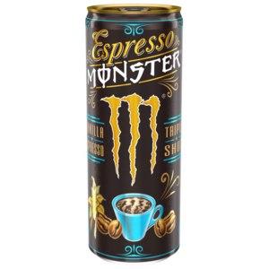 Кофейный напиток Monster Energy Espresso + Vanilla Energy фото