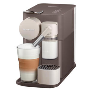 Кофемашина Nespresso Lattissima One Brown DL фото