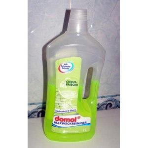 Универсальное чистящее средство  Domol Allzweckreiniger Citrus-Frische фото