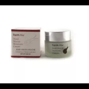 Крем для лица FarmStay Snail Mucus Moisture Cream фото
