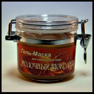 "Гель-маска Шоконат ""Молочный Шоколад"" фото"