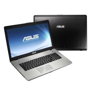 Ноутбук ASUS n56vz фото