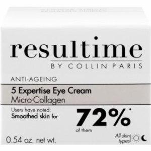 Крем для кожи вокруг глаз Collin Resultime 5 expertise eye cream  фото