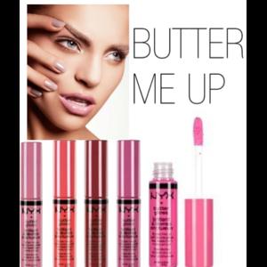 Блеск-бальзам для губ NYX Professional Makeup Butter Gloss фото