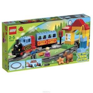 Lego Duplo Мой первый поезд 10507 фото