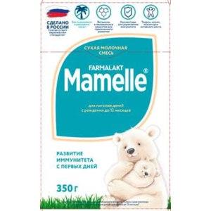 Детская молочная смесь MAMELLE адаптированная для питания детей с рождения до 12 месяцев фото