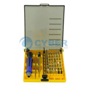 Набор инструментов Aliexpress Precision 45 In 1 Multi-function Electron Torx Screwdriver Tool Set фото