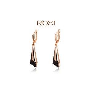 Серьги Aliexpress ROXI Brand rose gold plated fashion earrings for women,new arrival,Christmas gift for women,Fashion Jewelry,2020002275 фото