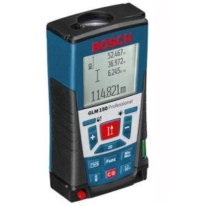Лазерный дальномер BOSCH GLM 250 VF Professional фото