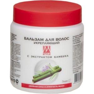 Бальзам для волос Белита-М Укрепляющий с экстрактом бамбука фото
