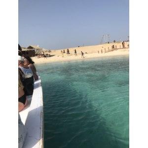 """Экскурсия """"Дайвинг и Райский остров Парадайс (Paradise) из Хургады"""" фото"""