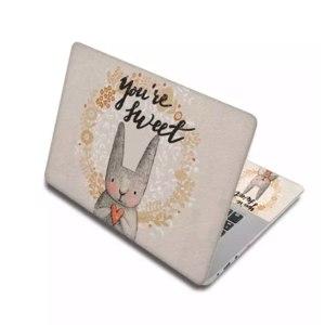 Наклейки на ноутбук Aliexpress Милые наклейки на ноутбук 15,6 дюйма, 17 дюймов, 14 дюймов, 13 дюймов, наклейки для защиты поверхности ноутбука, наклейки для ноутбука, ПК, для HP/dell/mac/Toshiba/asus фото
