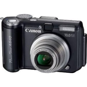 Canon PowerShot A640 фото