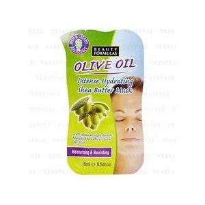 Маска для лица Beauty Formulas Оливковая фото