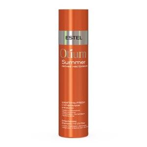 Шампунь-fresh Estel c UV-фильтром для волос OTIUM SUMMER фото