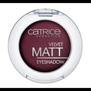 Тени для век Catrice Velvet Matt Eyeshadow фото