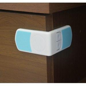 Блокиратор Aliexpress Safety 6 Pcs Cabinet Drawer Cupboard Refrigerator Toilet Door Closet Plastic Locks Baby Safety LockCare Child Safety фото
