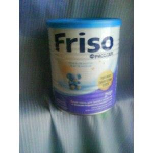 Детская молочная смесь Friso Гидролизат сывороточных белков фото