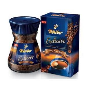 Кофе Tchibo Exclusive 100% арабика (новинка) фото