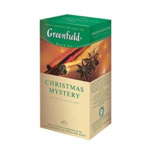 Чай  Гринфилд (Greenfield) Christmas Mystery фото
