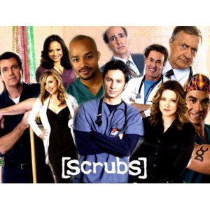Клиника / Scrubs фото