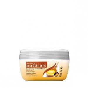 """Маска для волос Avon Naturals """"Дрожжи и яичный желток"""" фото"""
