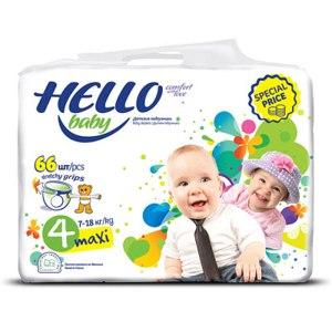 Подгузники Hello baby  фото