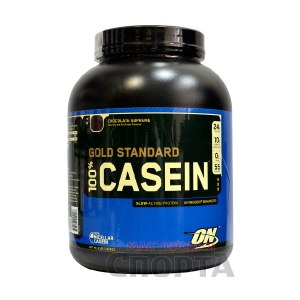 Спортивное питание Optimum Nutrition 100% Casein Gold Standard фото