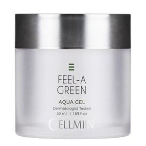 Крем-гель для лица Cellmiin Feel-A-Green Aqua Gel фото