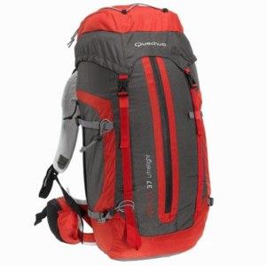 Рюкзак треккинговый Quechua Forclaz 37 ультралегкий фото